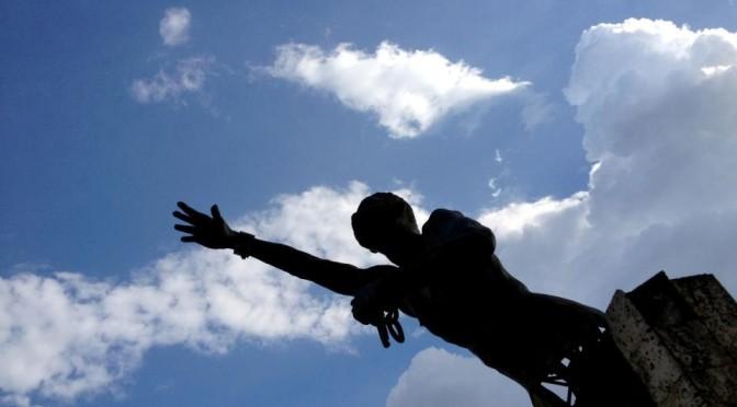 Benkos Biohó, Libertad, Palenque, San Basilio, Estatua, África