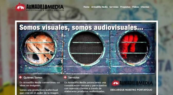armadillo media audiovisual, cine, TV , Colombia, Bogotá