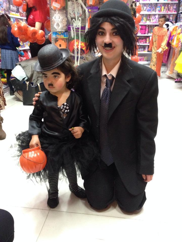 Martina imagina Chaplin
