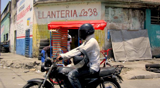 velocidad en centro de Barranquilla