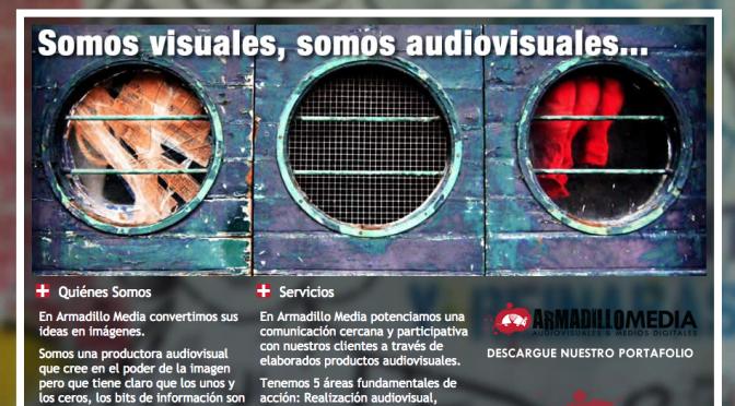 Armadillo Media Web