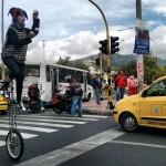 #microvidas 243 de 365  Cada semáforo en rojo es una nueva oportunidad de recuperar el equilibrio...